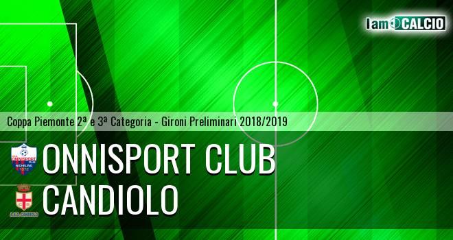 Onnisport Club - Candiolo