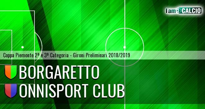Borgaretto - Onnisport Club