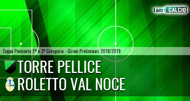 Torre Pellice - Roletto Val Noce