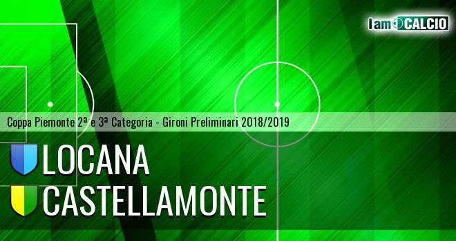 Locana - Castellamonte