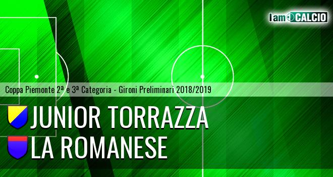 Junior Torrazza - La Romanese