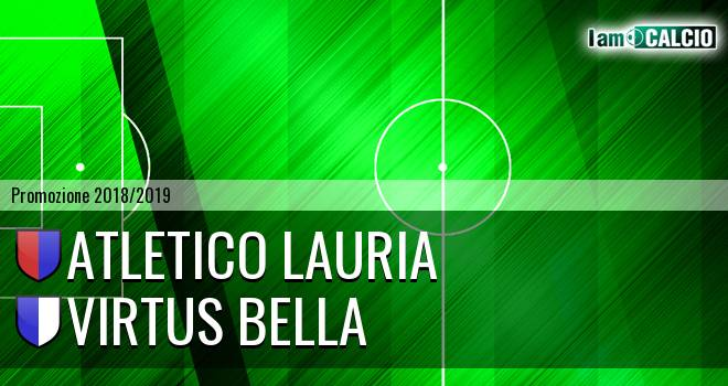 Atletico Lauria - Virtus Bella