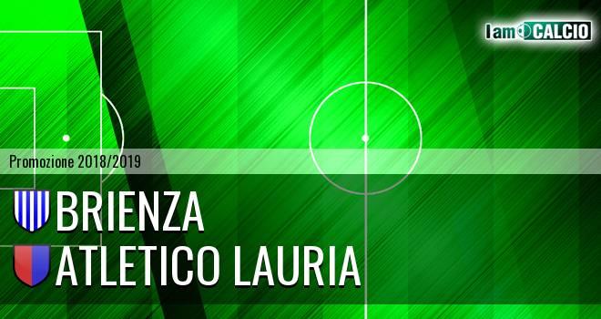 Brienza - Atletico Lauria