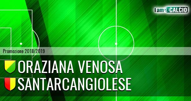 Oraziana Venosa - Santarcangiolese