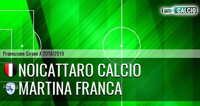 Noicattaro Calcio - Martina Calcio 1947