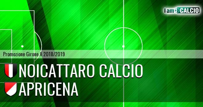 Noicattaro Calcio - Sporting Apricena