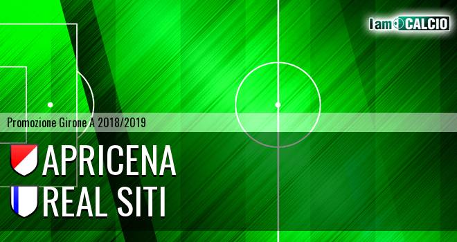 Sporting Apricena - Real Siti