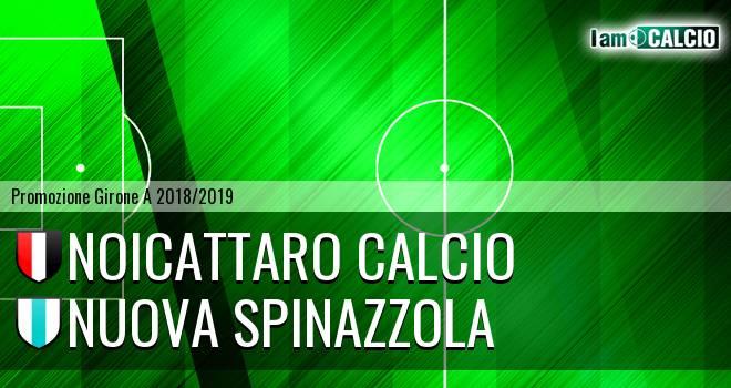 Noicattaro Calcio - Nuova Spinazzola