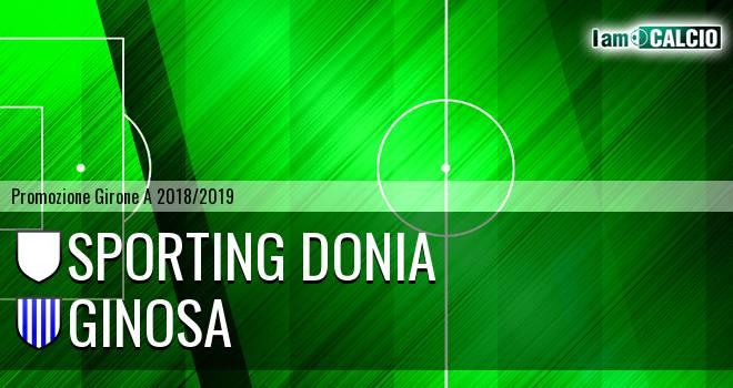 Sporting Donia - Ginosa