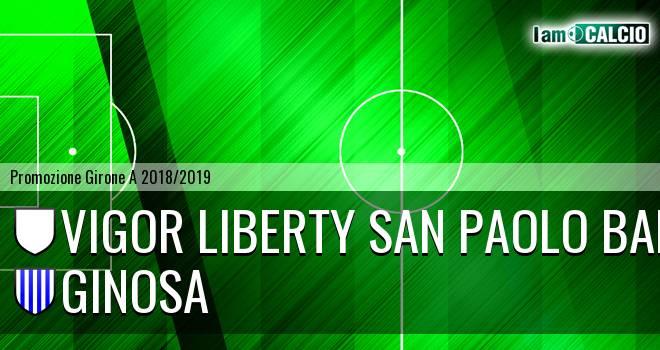 Vigor Liberty San Paolo Bari - Ginosa
