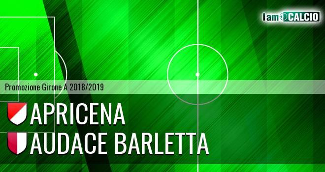 Sporting Apricena - Audace Barletta