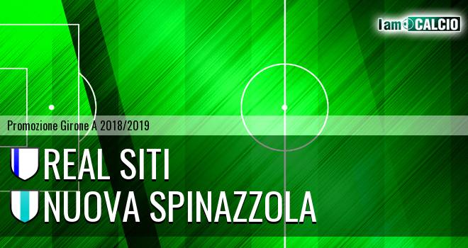 Real Siti - Nuova Spinazzola
