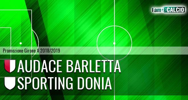 Audace Barletta - Sporting Donia