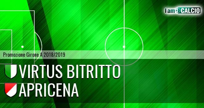 Virtus Bitritto - Sporting Apricena