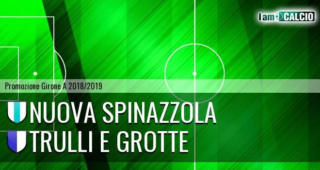 Nuova Spinazzola - Trulli e Grotte
