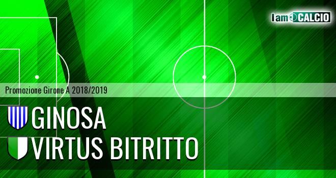 Ginosa - Virtus Bitritto