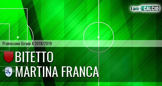 Bitetto - Martina Calcio 1947