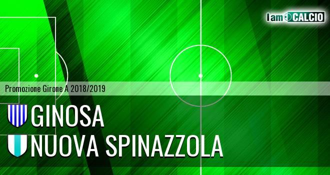 Ginosa - Nuova Spinazzola