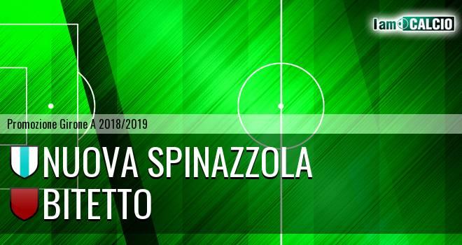 Nuova Spinazzola - Bitetto