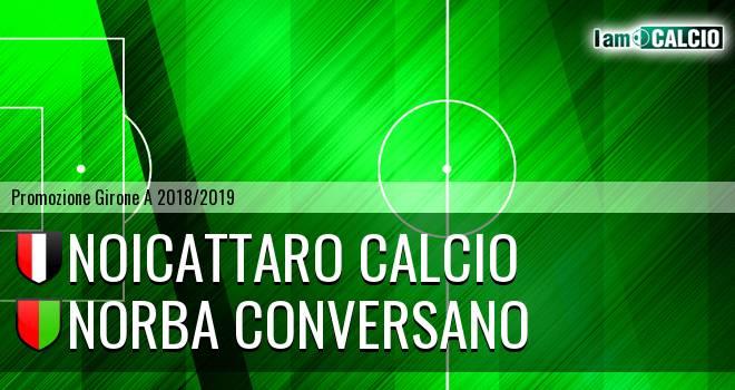 Noicattaro Calcio - Norba Conversano