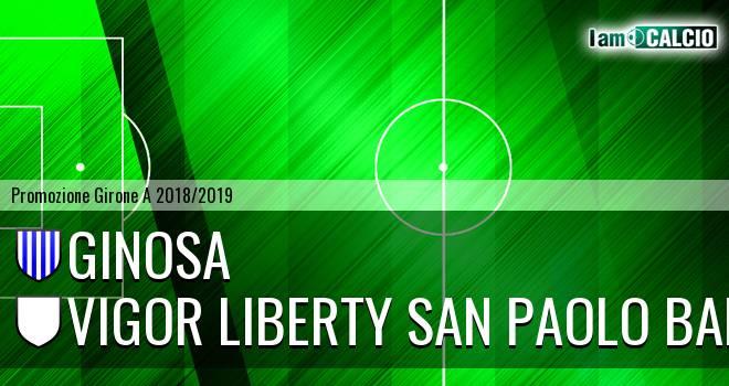 Ginosa - Vigor Liberty San Paolo Bari