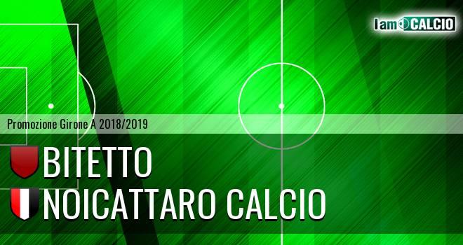 Bitetto - Noicattaro Calcio