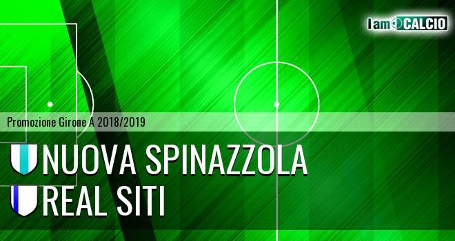 Nuova Spinazzola - Real Siti