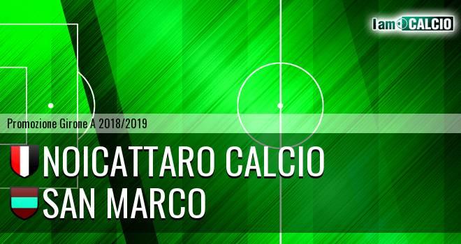Noicattaro Calcio - San Marco