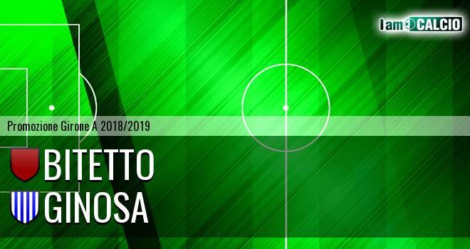 Bitetto - Ginosa