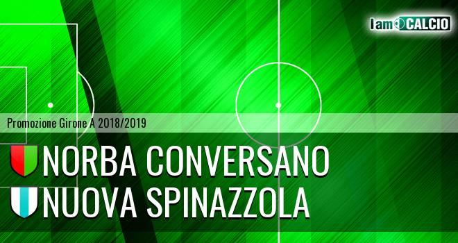 Norba Conversano - Nuova Spinazzola