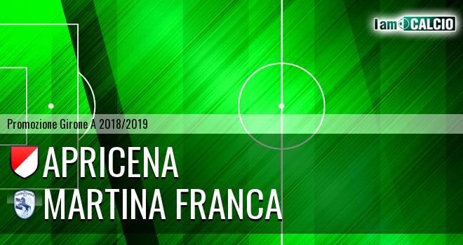 Sporting Apricena - Martina Calcio 1947