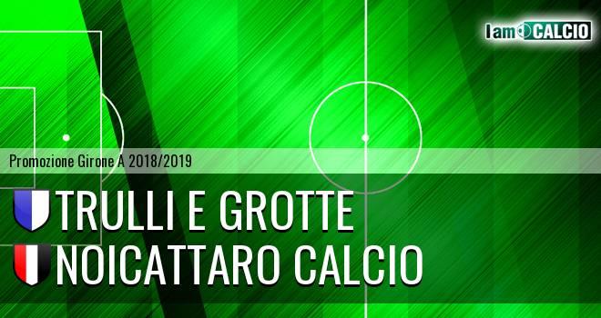 Trulli e Grotte - Noicattaro Calcio