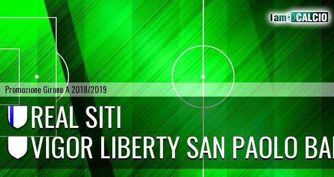Real Siti - Vigor Liberty San Paolo Bari