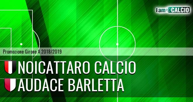 Noicattaro Calcio - Audace Barletta
