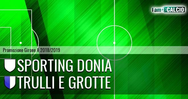 Sporting Donia - Trulli e Grotte