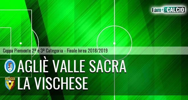 Agliè Valle Sacra - La Vischese