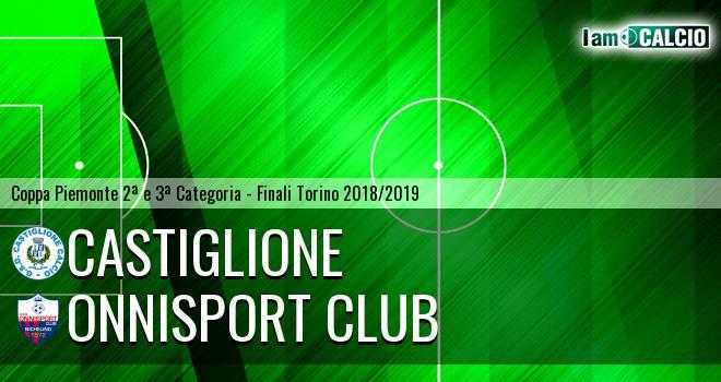Castiglione - Onnisport Club