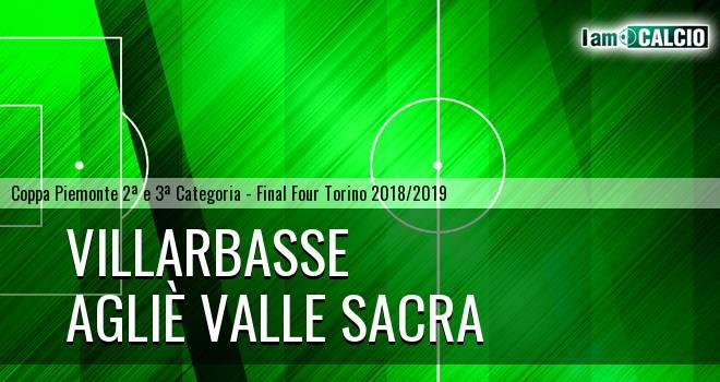 Villarbasse - Agliè Valle Sacra