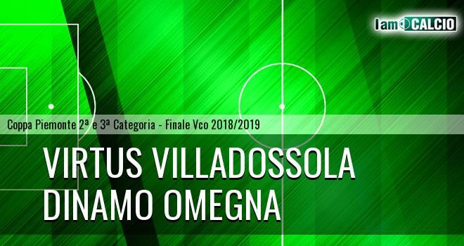 Virtus Villadossola - Dinamo Omegna