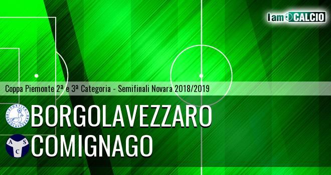 Borgolavezzaro - Comignago