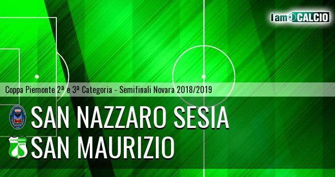 San Nazzaro Sesia - San Maurizio