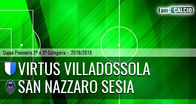 Virtus Villadossola - San Nazzaro Sesia