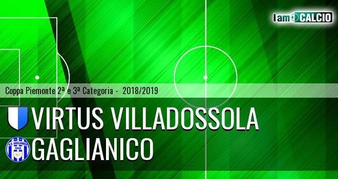 Virtus Villadossola - Gaglianico
