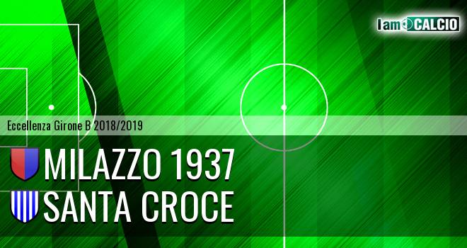 Milazzo 1937 - Santa Croce