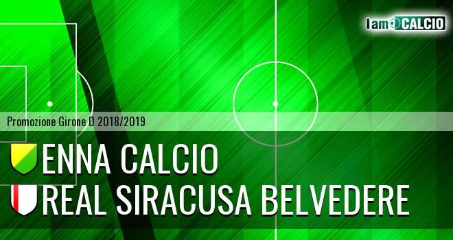 Enna Calcio - Real Siracusa Belvedere