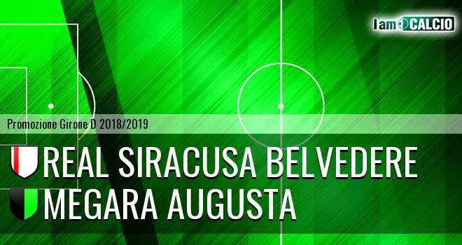 Real Siracusa Belvedere - Megara Augusta