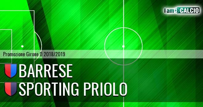 Barrese - Climiti FC San Paolo Priolo