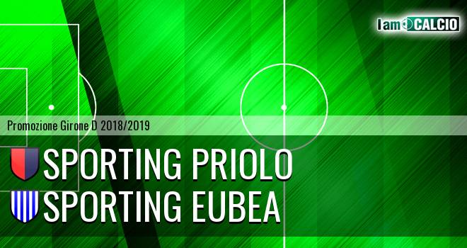 Climiti FC San Paolo Priolo - Sporting Eubea