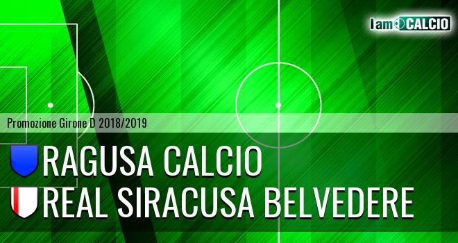 Ragusa 1949 - Real Siracusa Belvedere