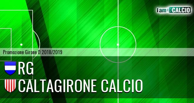 RG - Caltagirone Calcio